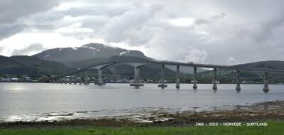 Pont Sortland - Landøya