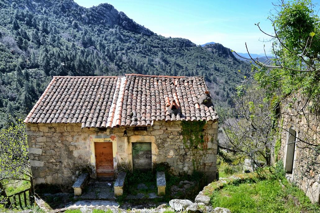 Hameau de Muna - Corse-du-sud