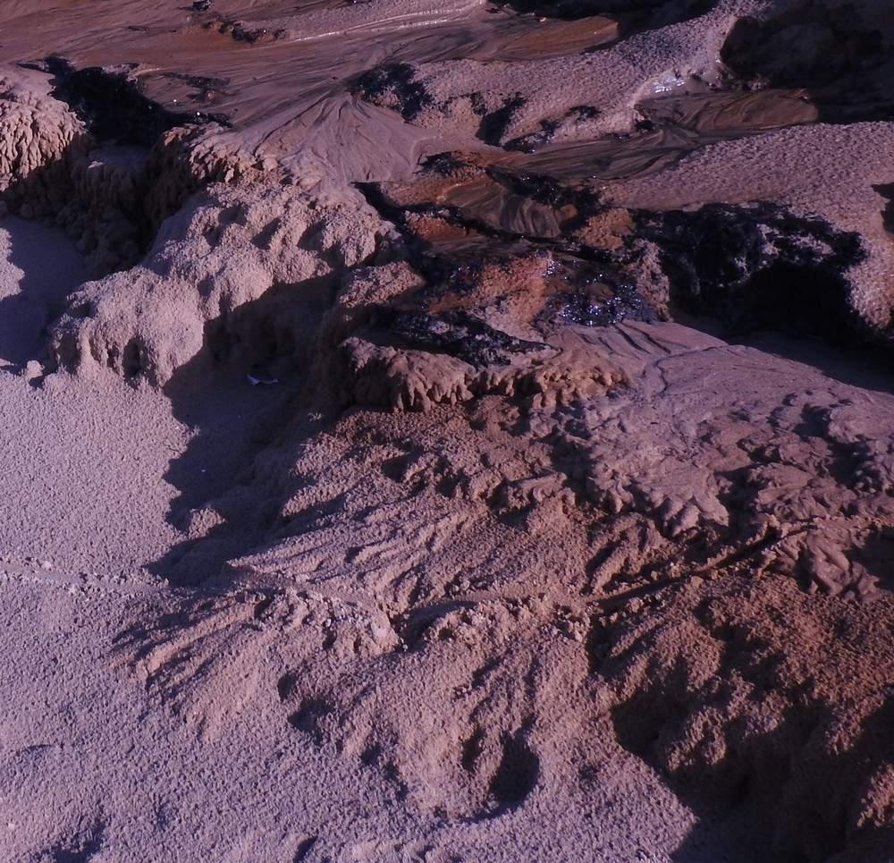 Sculptures dans le sable - Dune du Pyla...