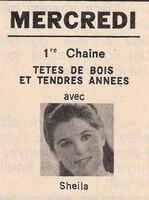 23 mars 1966 / TETES DE BOIS