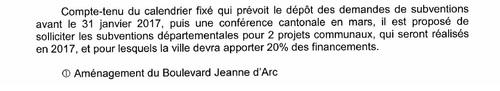 Réaménagement du boulevard Jeanne d'Arc : de quoi parle-t-on ?