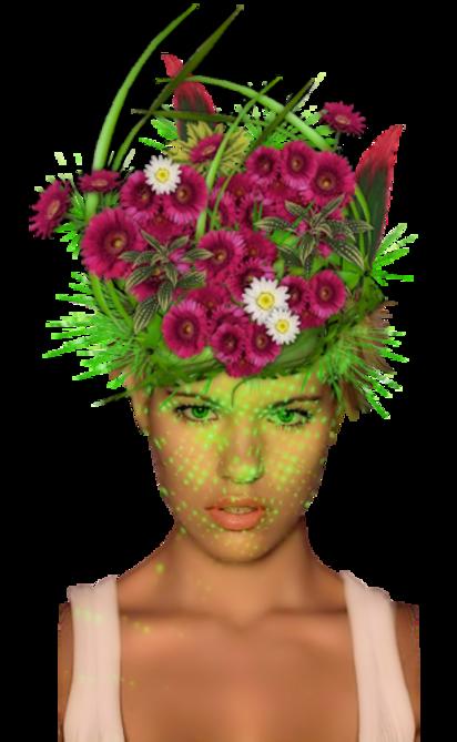 Femmes en Fleurs Série 33