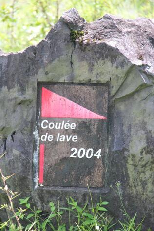 LA ROUTE DES LAVES...