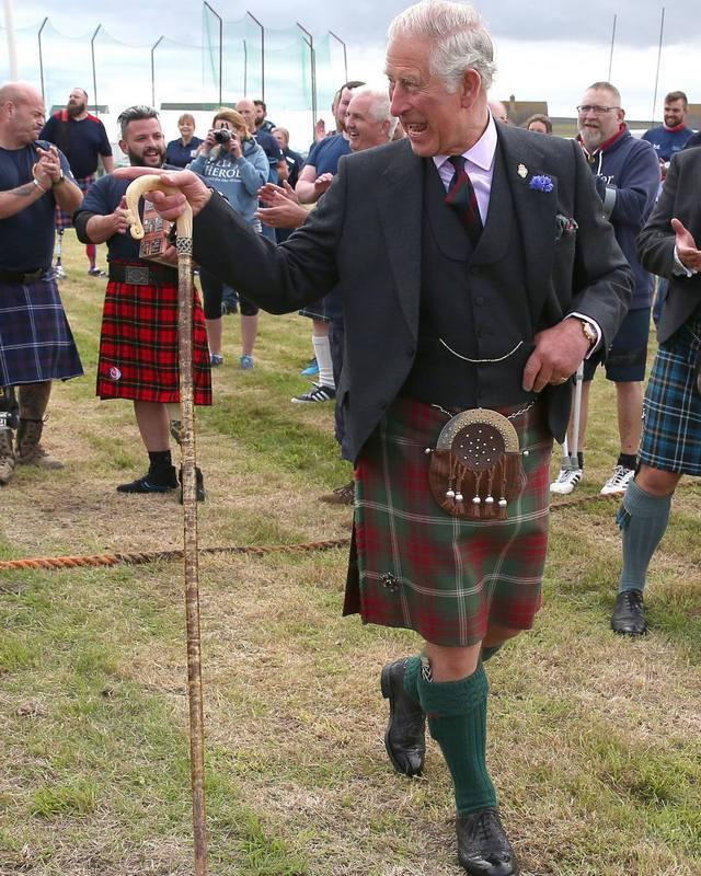 Mey Highland & Cultural Games
