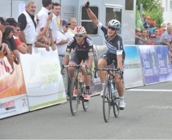 Tour  International du Poitou Charentes 2015 .