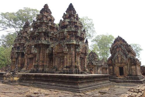 Cambodge: Angkor et ses milliers de touristes...
