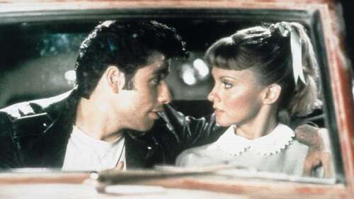 GREASE - Alone at the Drive-in-Movie (Chillout)