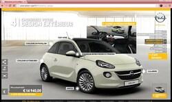 Essai: Configurateur de l'Opel Adam