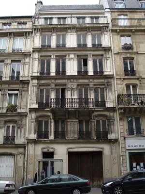 Immeuble du 145 rue La Fayette, 10e, Paris