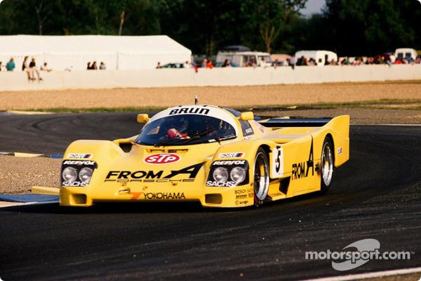 Le Mans 1989 Abandons II