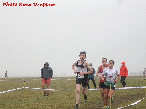 Quelques photos de René Drappier prises au cours du championnat de Bourgogne de Cross-Country