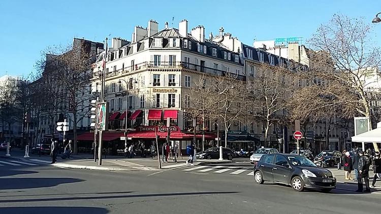 Noël à Paris cette année ..