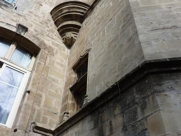 Ornans - Ancien Hôtel de Grospain (XVe siècle)