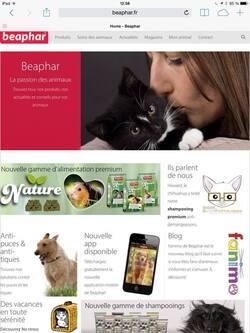 Partenariat Beaphar