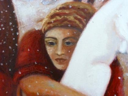 Une découverte : la peinture de Nathalie Celle-Guillard