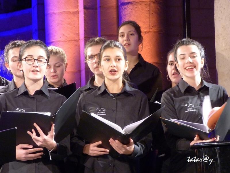 Voix De Noël. Concert du 15-12-2017