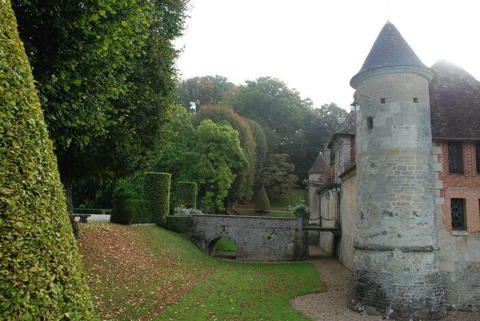 Jardin Jardinier : Les jardins du Château de Boutemont