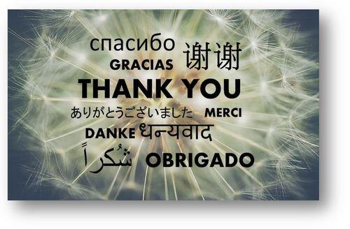 ✿ Mille mercis !