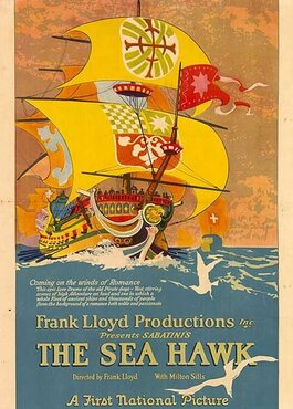 the sea hawk box office 1924