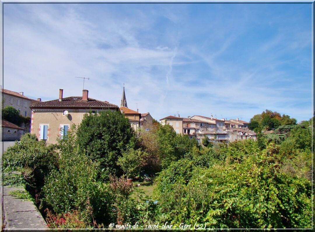 Saint-Clar - Villes et villages du Gers - 32 (4)