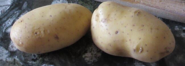 Pavés de bœuf accompagné de purée de panais et pommes de terre ... !!!
