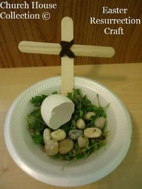 Easter Resurrection Crafts