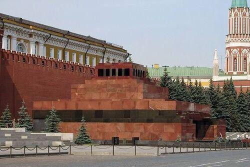 Patrimoine Mondial de l'Unesco : Le Kremlin et la Place Rouge à Moscou : 3ème partie