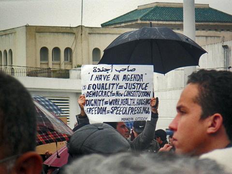Maroc - évènements 2011