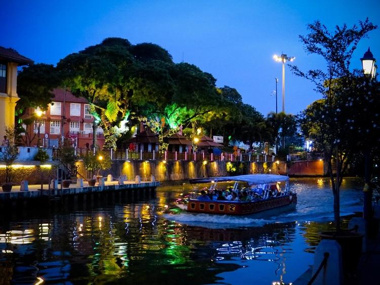 27 Juillet - Malacca, tu m'auras pas !