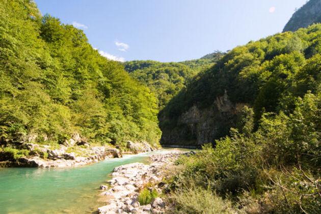 Le parc de Durmitor au Montenegro