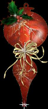 Tubes décorations de Noël 7