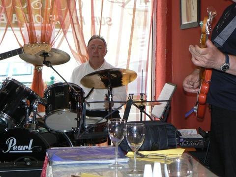 """Concert à """"la Coriandre"""" le 1er juin 2012"""