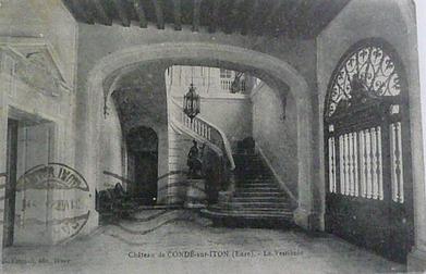 LES REMPARTS DE CONDE-SUR-ITON (Eure)