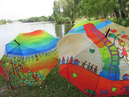 Parapluies enchantés - 2 -