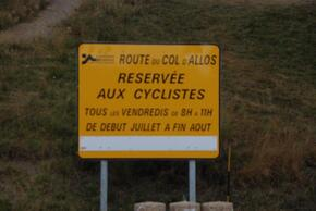 Un pensée pour Michelène, un très bon cycliste