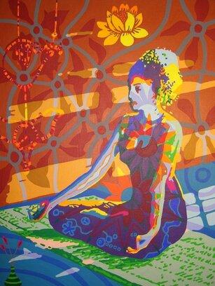 Yoga: le corps au service du mental