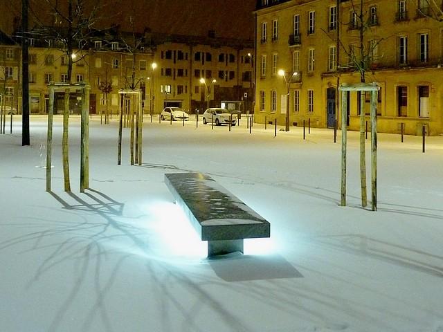 Neige sur Metz 3 Marc de Metz 12 02 2013