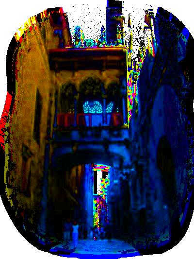 tube rue ruelle