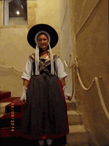 Costume couture Véro