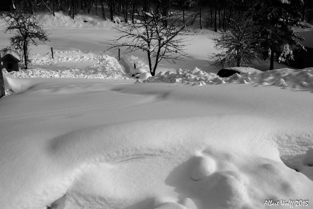 Ilay, un temps de neige et glace