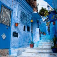 La Ville Bleue de Chefchaouen