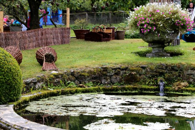 Les Jardins d'Aywiers - Automne 2016