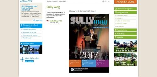Dernier « Sully Mag » !