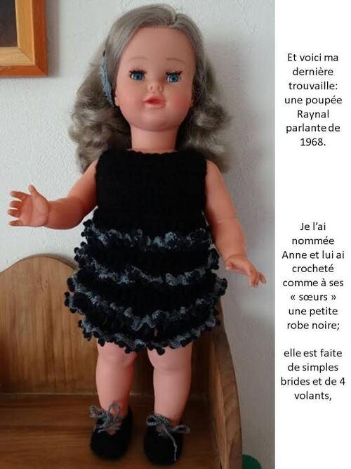 """Les dernières """"Petites robes noires"""" ©Plaminette"""