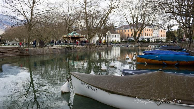 Pays de Savoie : Le long du Thiou