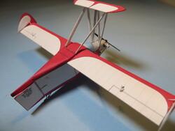 DE ROUGE ELYTROPLAN type Decroix  1938