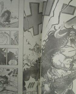 One Piece Spoils du Scan Chapitre 923 VF