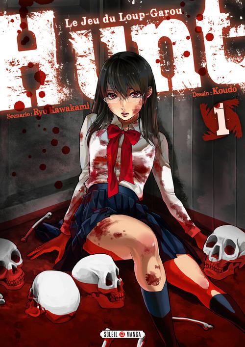 Hunt, le jeu du loup-garou- Tome 01 Ryo Kawakami & Koudo
