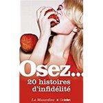 Chronique Osez 20 histoires d'infidélité