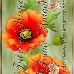 Fleurs-Fleurs et oiseaux
